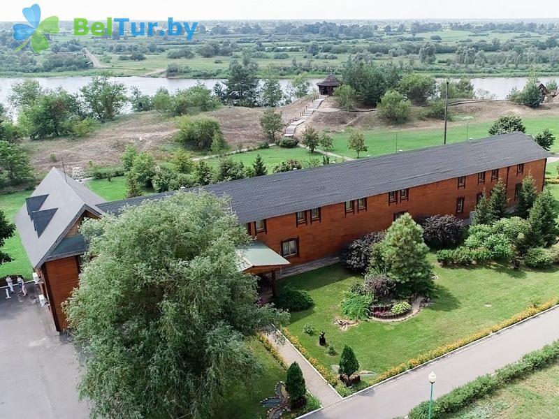 Отдых в Белоруссии Беларуси - туристический комплекс Дорошевичи - Территория и природа