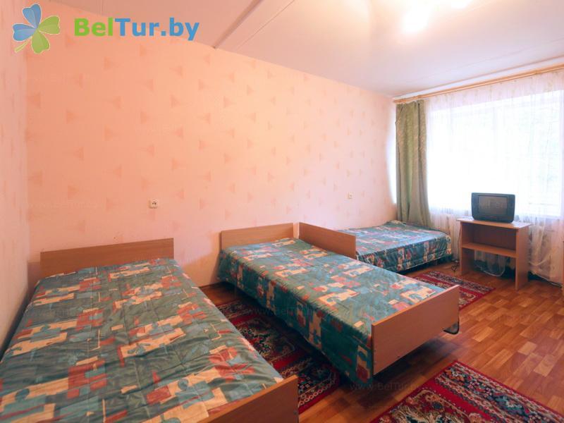 Отдых в Белоруссии Беларуси - база отдыха Нарочанка - Номерной фонд