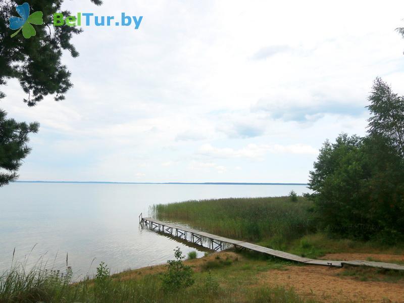 Отдых в Белоруссии Беларуси - база отдыха Нарочанка - Водоём
