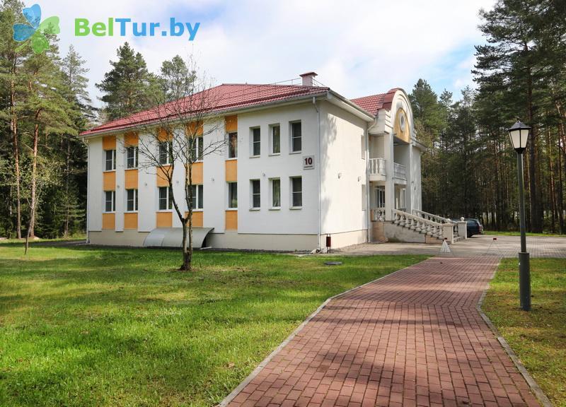 Отдых в Белоруссии Беларуси - гостиничный комплекс Огонёк - корпус №10