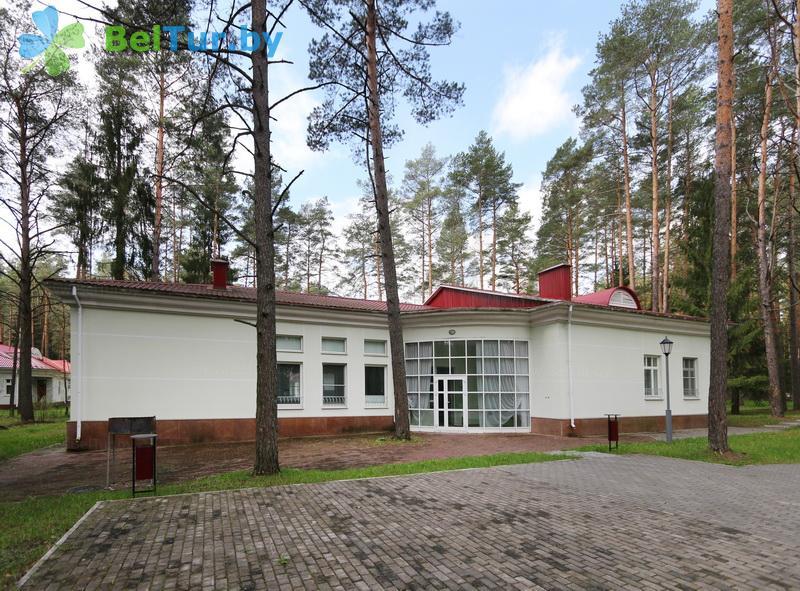 Отдых в Белоруссии Беларуси - гостиничный комплекс Огонёк - корпус №9