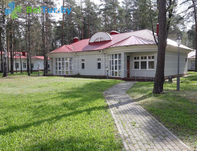 Отдых в Белоруссии Беларуси - гостиничный комплекс Огонёк - корпус №8.4