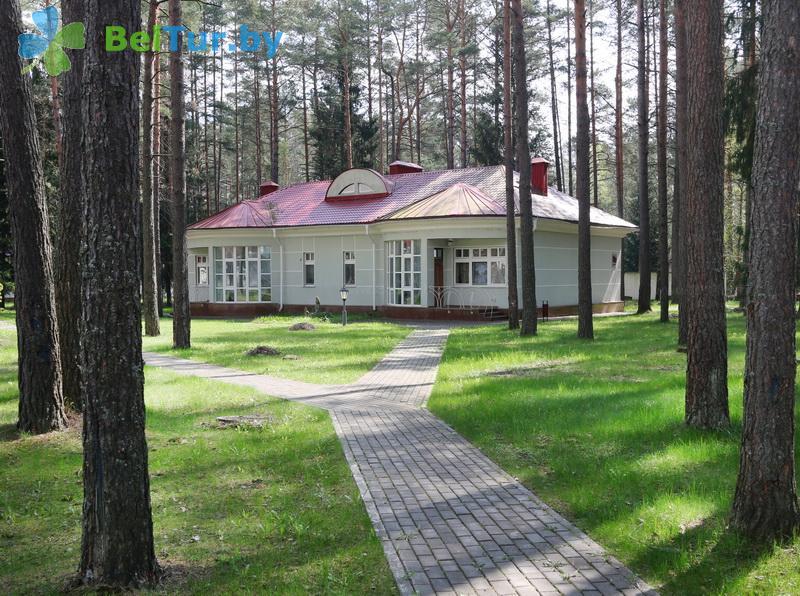 Отдых в Белоруссии Беларуси - гостиничный комплекс Огонёк - корпус №8.2