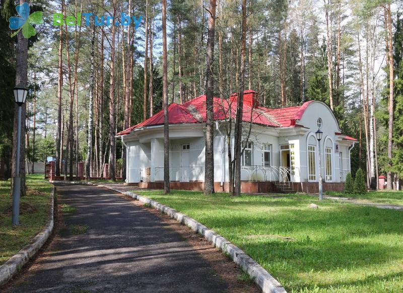 Отдых в Белоруссии Беларуси - гостиничный комплекс Огонёк - корпус №6
