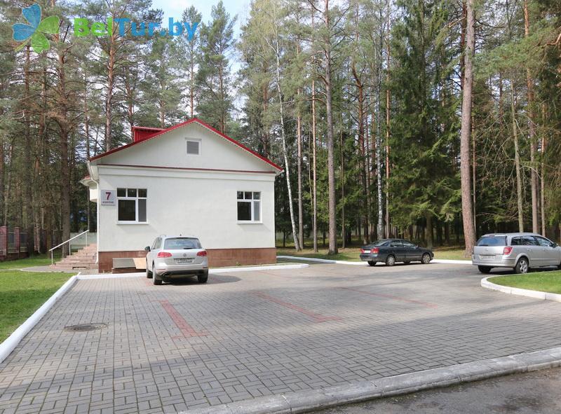 Отдых в Белоруссии Беларуси - гостиничный комплекс Огонёк - Инфраструктура
