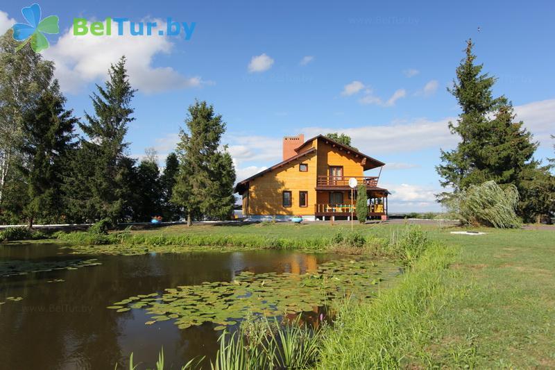 Отдых в Белоруссии Беларуси - дом охотника Выгоновский - дом охотника