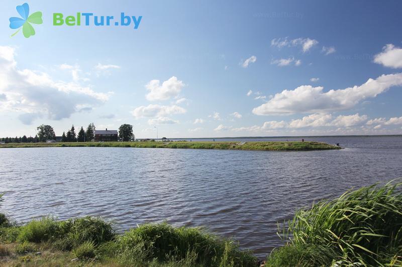 Отдых в Белоруссии Беларуси - дом охотника Выгоновский - Рыбалка