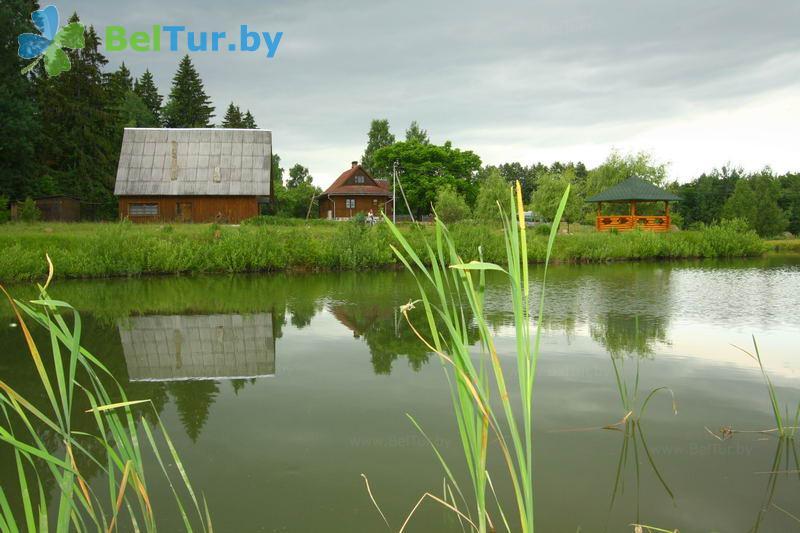 Отдых в Белоруссии Беларуси - дом охотника Глубокский - Рыбалка