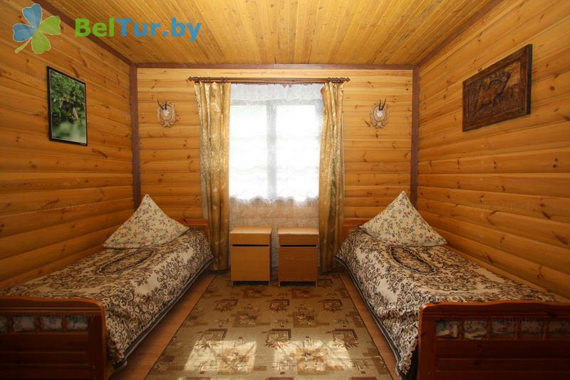 Отдых в Белоруссии Беларуси - дом охотника Глубокский - дом (8 человек) (дом охотника)