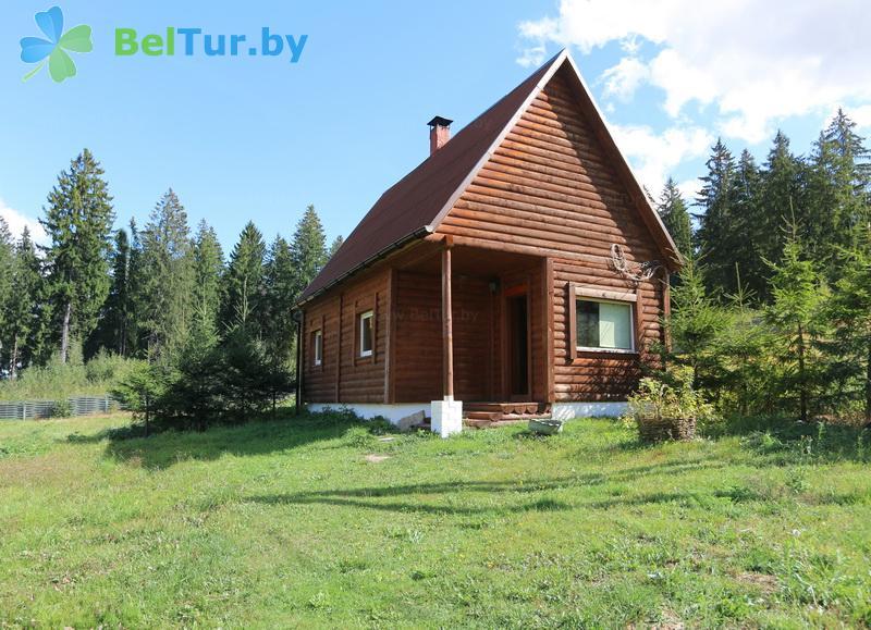 Отдых в Белоруссии Беларуси - дом охотника Ковальцы - охотничий домик
