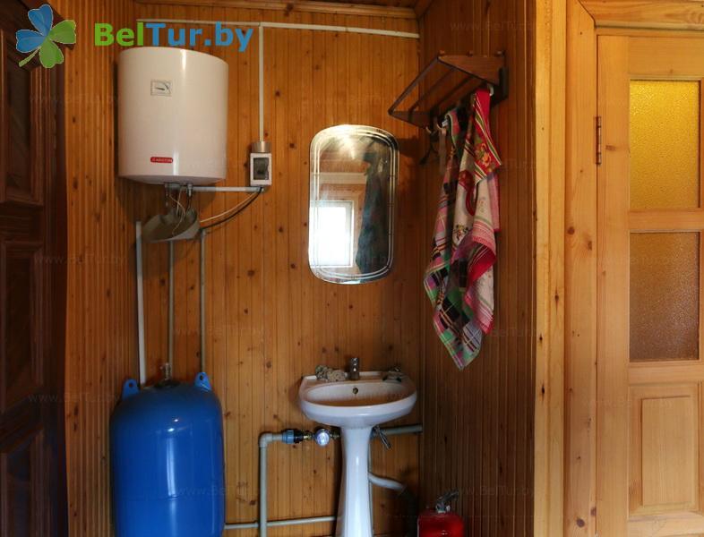 Отдых в Белоруссии Беларуси - дом охотника Ковальцы - шестиместный (дом охотника)