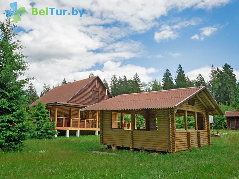 Отдых в Белоруссии Беларуси - дом охотника Ковальцы - Территория и природа
