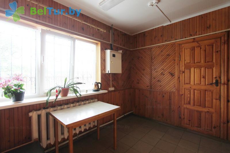Отдых в Белоруссии Беларуси - дом охотника Пуховичский - Кухня