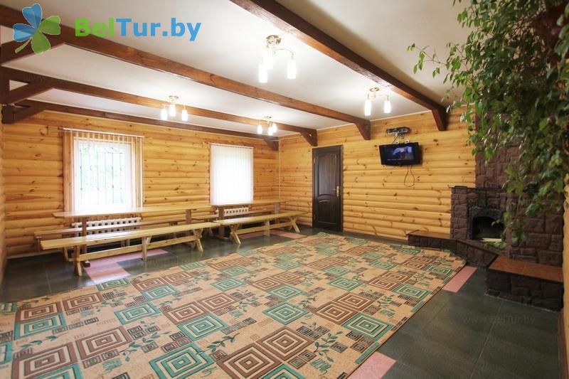Отдых в Белоруссии Беларуси - дом охотника Пуховичский - Банкетный зал