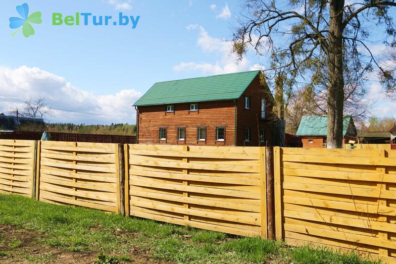 Отдых в Белоруссии Беларуси - дом охотника Пуховичский - Территория и природа