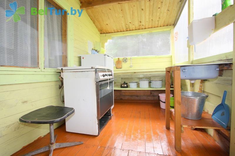 Отдых в Белоруссии Беларуси - туристический комплекс Кромань - Кухня