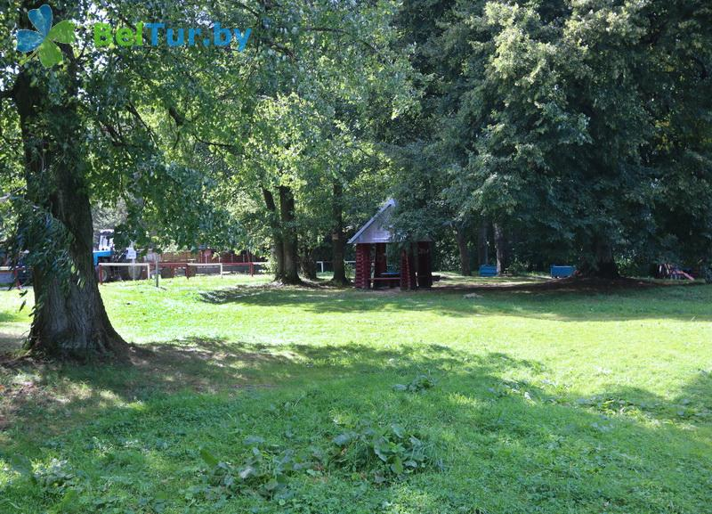 Отдых в Белоруссии Беларуси - туристический комплекс Кромань - Территория и природа
