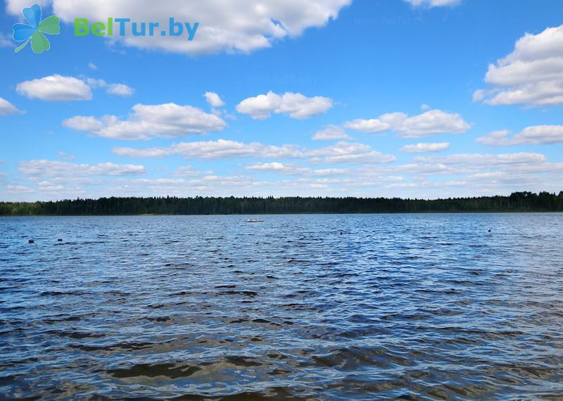Отдых в Белоруссии Беларуси - туристический комплекс Кромань - Водоём