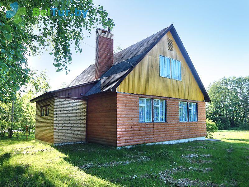 Отдых в Белоруссии Беларуси - база отдыха Актам - домик №3