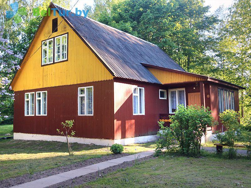 Отдых в Белоруссии Беларуси - база отдыха Актам - домик №4