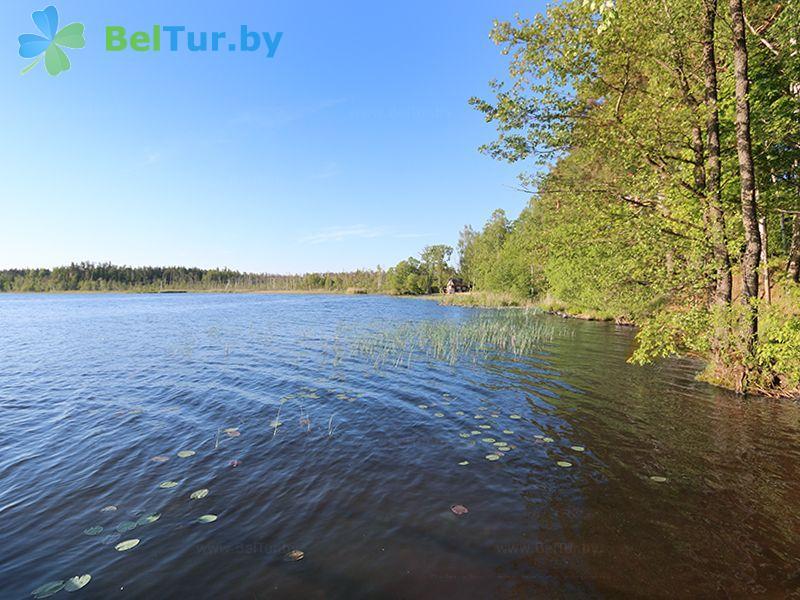 Отдых в Белоруссии Беларуси - база отдыха Актам - Рыбалка