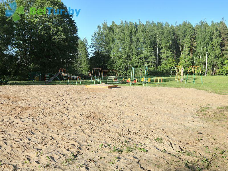 Отдых в Белоруссии Беларуси - база отдыха Актам - Пляж