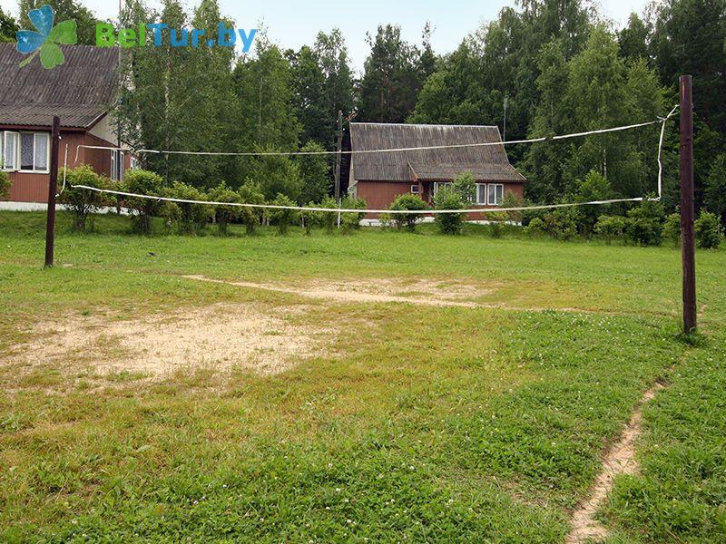 Отдых в Белоруссии Беларуси - база отдыха Актам - Спортплощадка