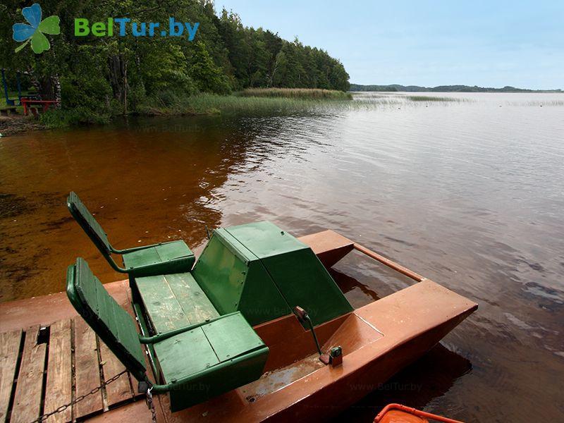 Отдых в Белоруссии Беларуси - база отдыха Актам - Пункт проката