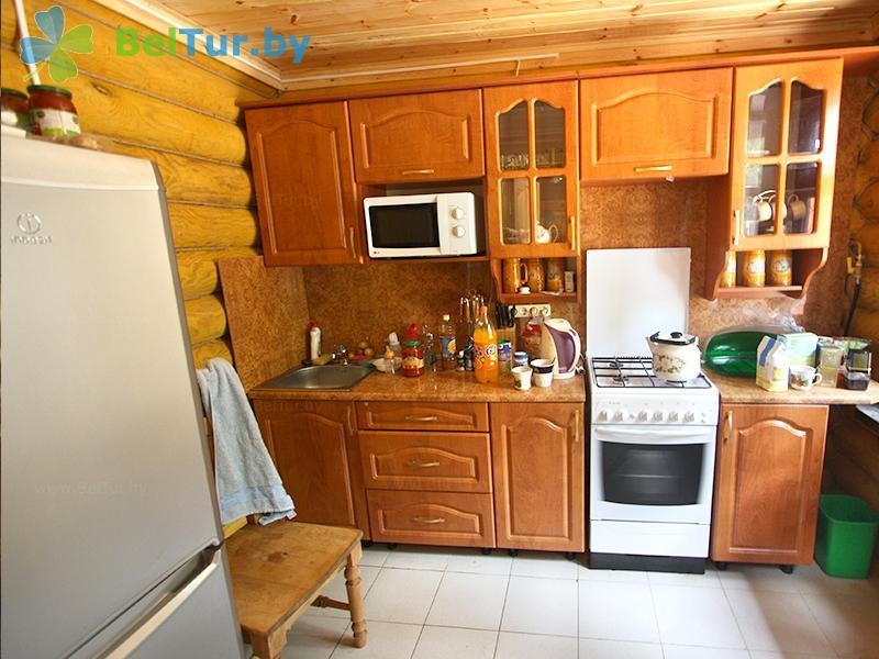 Отдых в Белоруссии Беларуси - дом охотника Дисненский - Кухня