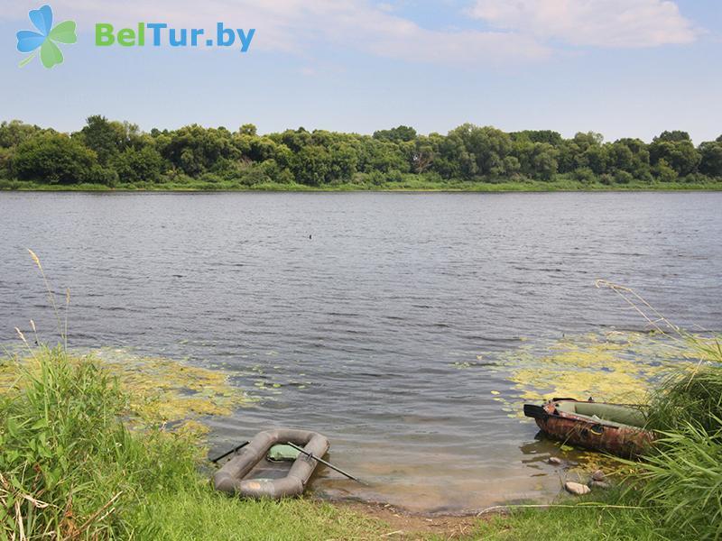 Отдых в Белоруссии Беларуси - дом охотника Дисненский - Рыбалка