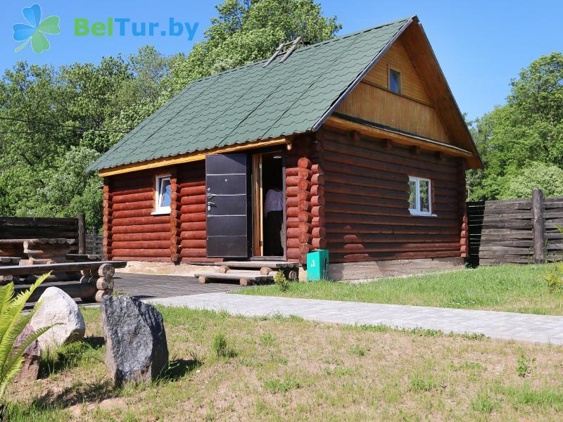 Отдых в Белоруссии Беларуси - дом охотника Верхнедвинский - Территория и природа
