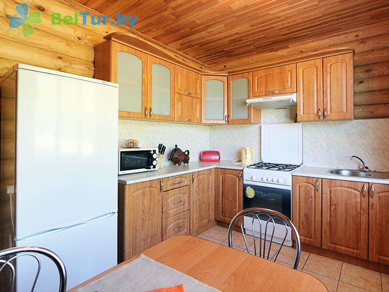 Отдых в Белоруссии Беларуси - дом охотника Верхнедвинский - Кухня