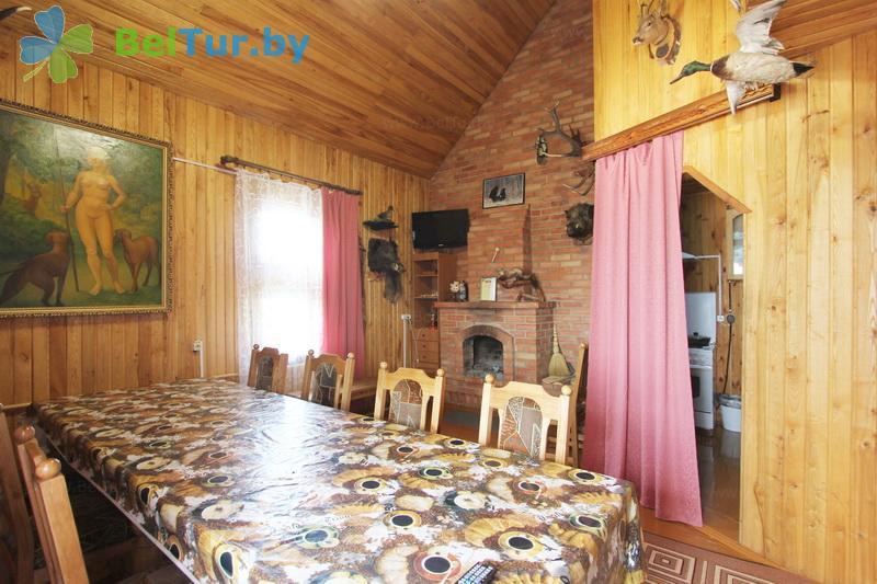 Отдых в Белоруссии Беларуси - дом охотника Ивацевичский - Кухня