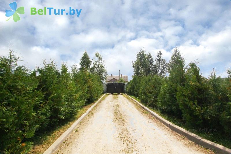 Отдых в Белоруссии Беларуси - дом охотника Ивацевичский - Территория и природа
