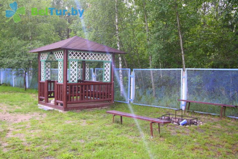 Отдых в Белоруссии Беларуси - база отдыха Березовая роща - Площадка для шашлыков
