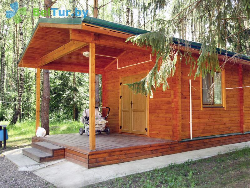 Отдых в Белоруссии Беларуси - кемпинг Нарочь - гостевой дом №2