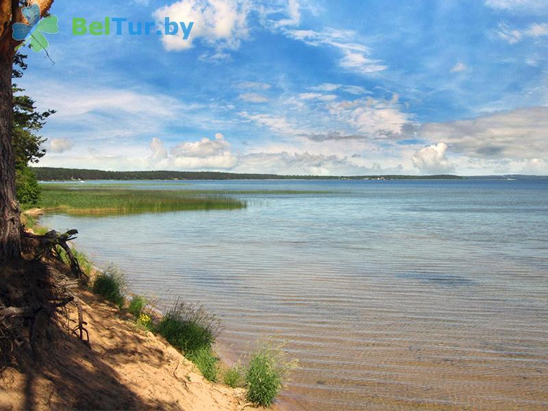 Отдых в Белоруссии Беларуси - кемпинг Нарочь - Водоём