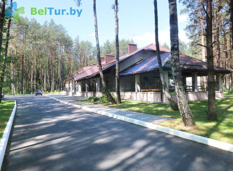 Отдых в Белоруссии Беларуси - кемпинг Нарочь - гостиница