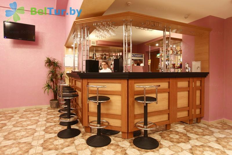 Отдых в Белоруссии Беларуси - кемпинг Нарочь - Кафе