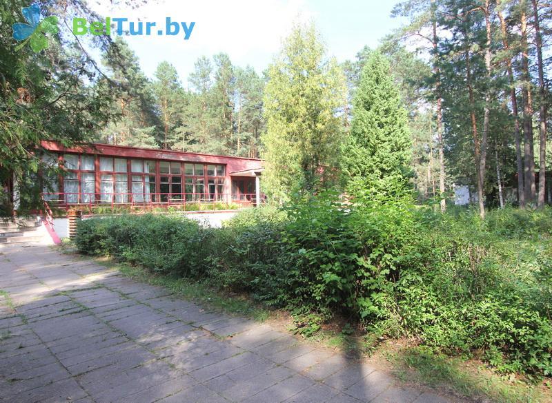 Отдых в Белоруссии Беларуси - база отдыха Лесное озеро - спальный корпус №2