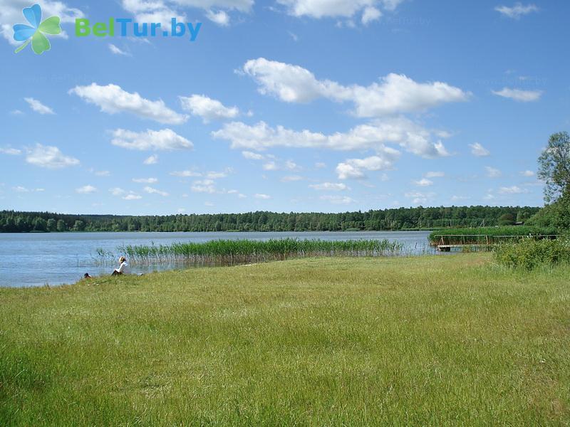 Отдых в Белоруссии Беларуси - база отдыха Лесное озеро - Рыбалка