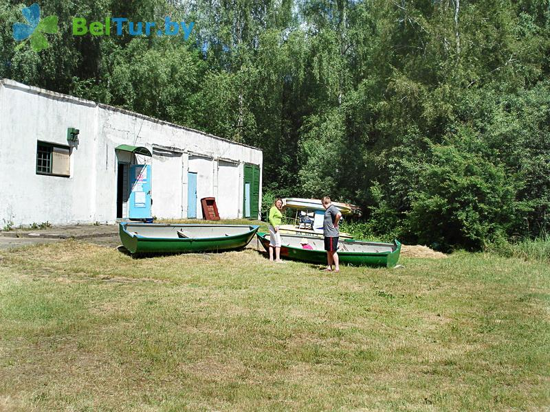 Отдых в Белоруссии Беларуси - база отдыха Лесное озеро - Пункт проката