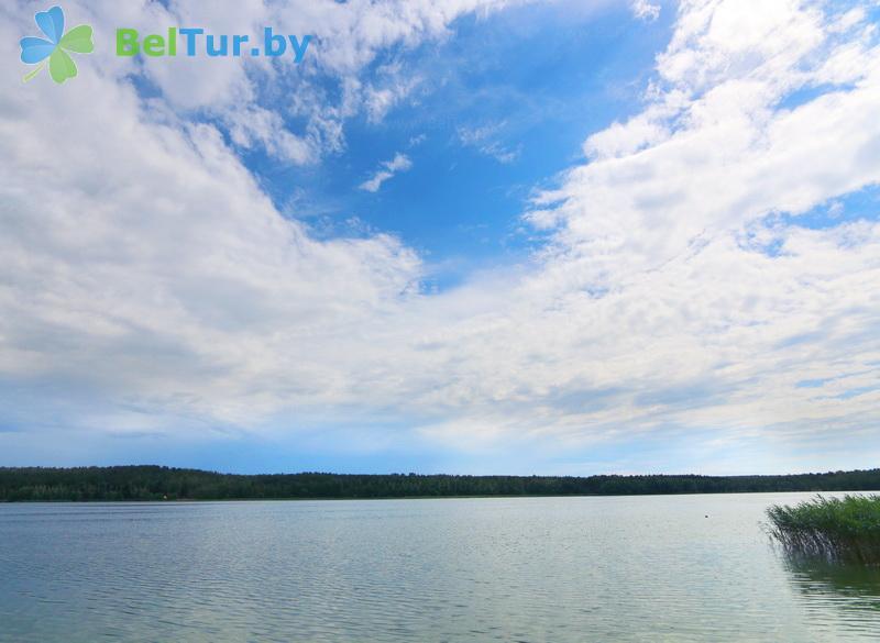 Отдых в Белоруссии Беларуси - база отдыха Лесное озеро - Водоём