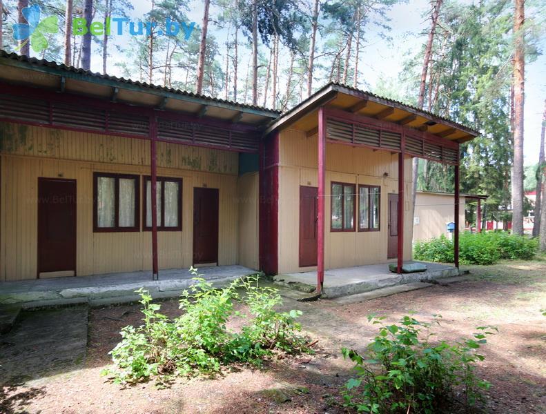Отдых в Белоруссии Беларуси - база отдыха Лесное озеро - летние домики