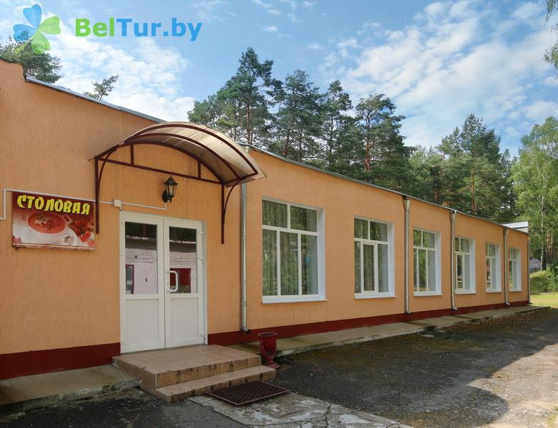 Отдых в Белоруссии Беларуси - база отдыха Лесное озеро - Здания