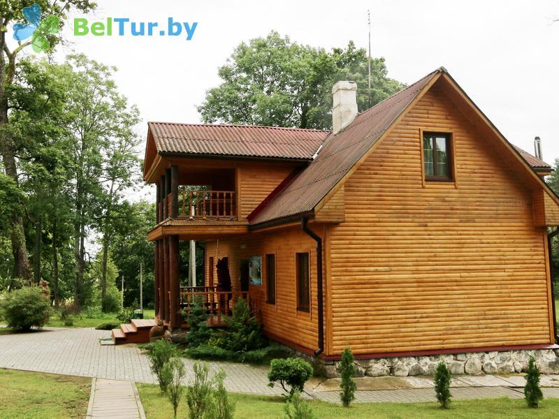 Отдых в Белоруссии Беларуси - дом охотника Панская усадьба - дом охотника