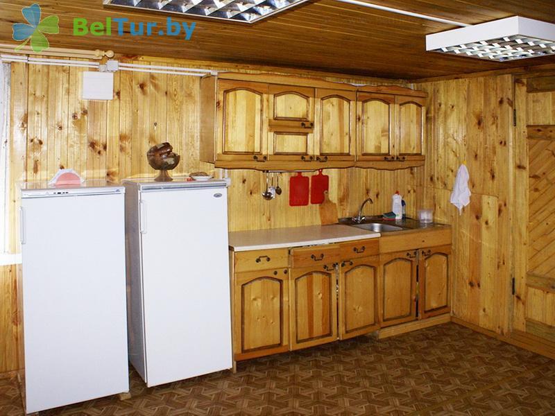 Отдых в Белоруссии Беларуси - дом охотника Панская усадьба - Кухня