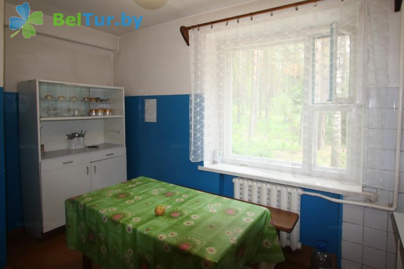 Отдых в Белоруссии Беларуси - база отдыха Подсвилье - Кухня