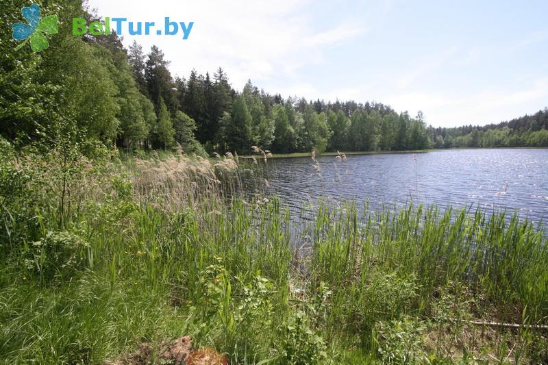 Отдых в Белоруссии Беларуси - база отдыха Подсвилье - Водоём