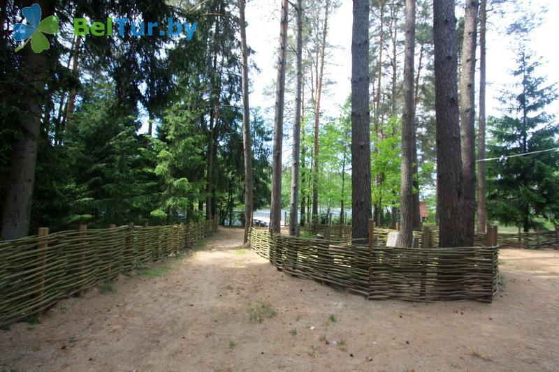 Отдых в Белоруссии Беларуси - база отдыха Подсвилье - Территория и природа